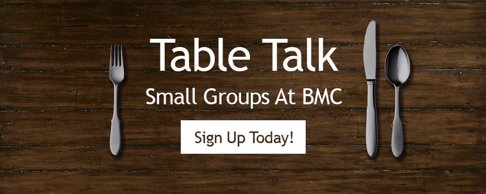 Table Talk Banner