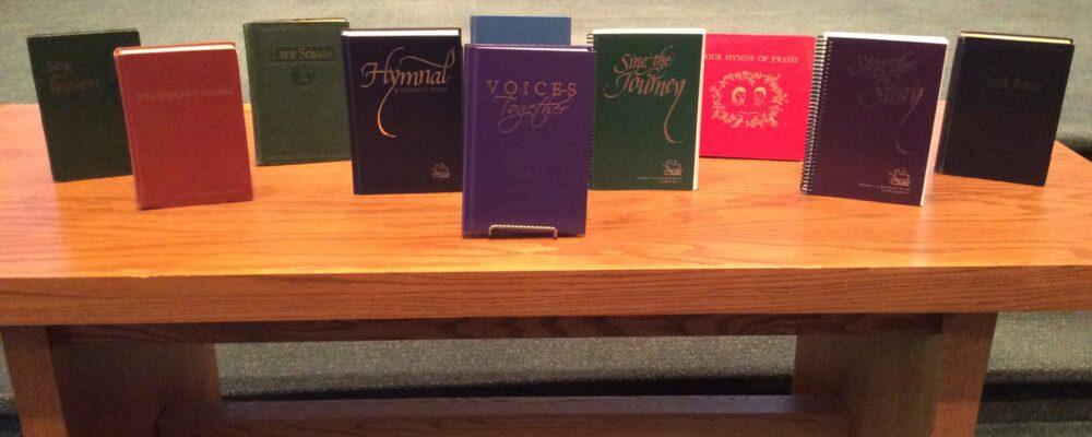 banner hymnals