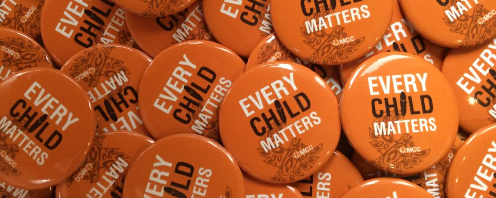 Every Child Matters Pins