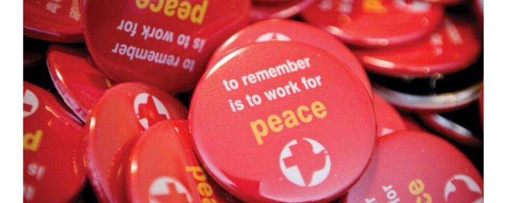 Peace Pins 2021